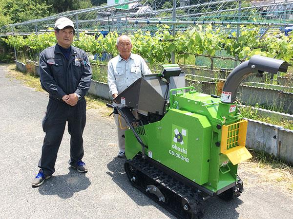 (株)清竹産業様